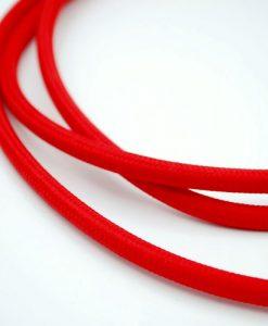 Een afbeelding van het Rode textielsnoer van Die-saain