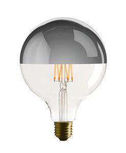 De LED lamp kopspiegel van die-saain